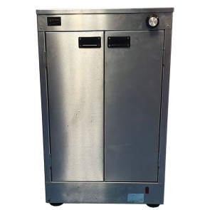 Small Two Door Hot Cupboard
