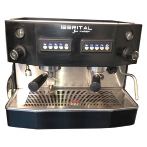 Used Iberital Junior 2 Group Espresso Machine