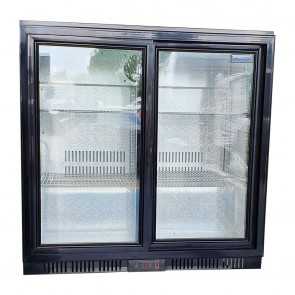 Used Polar Double Door Bottle Cooler GL003