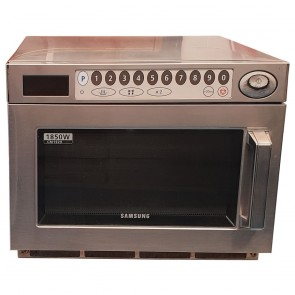 Used Samsung 1850W Microwave Oven CM1929