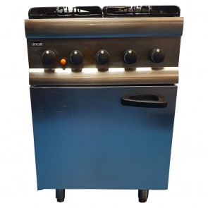 Used Lincat Silverlink 600 4 Burner Natural Gas