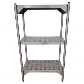 Used Stainless Steel Shelving