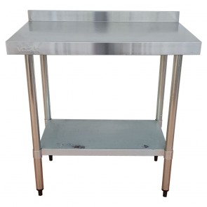 Used Stainless Steel Table 90cm
