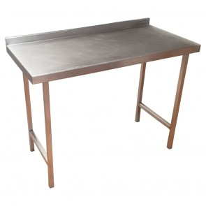 Used Stainless Steel Commercial Table