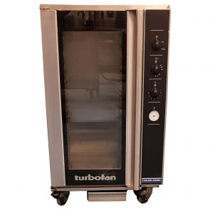 Used Blue Seal Turbofan P10M Electric Prover and Holding Cabinet