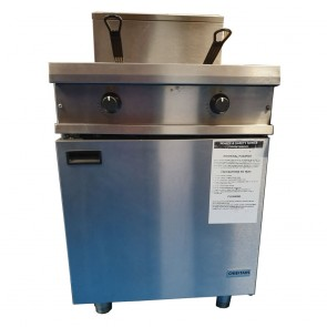 Twin Tank Gas Fryer