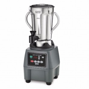 Used Waring CL586 Stainless Steel Blender with Tap