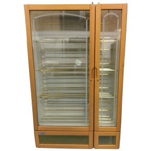 Used Wine Display Cabinet and Cooler