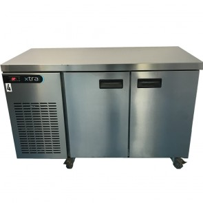 Used Xtra by Foster XR2H 2 Door Refrigerated Prep Counter
