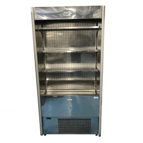 Used multi deck display chiller