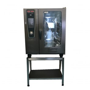 Used Rational 10 Grid Combi Oven SSC WE 101