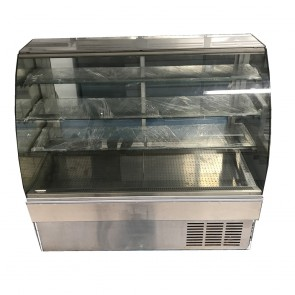 Used Chilled Display Unit Trimco Zurich II