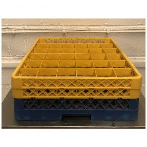 Used warewasher rack (36 compartment rack)
