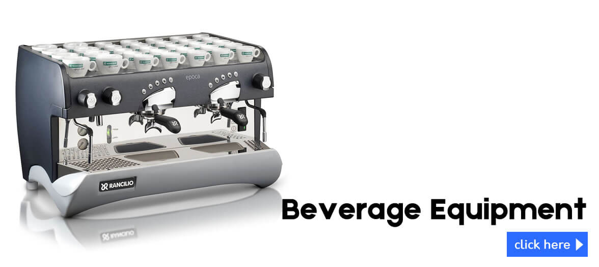 browse our used commercial beverage equipment